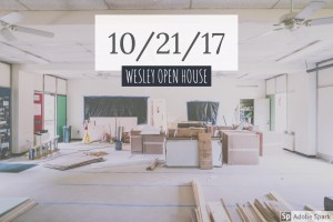 Wesley Open House