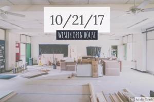 Wesley Open House